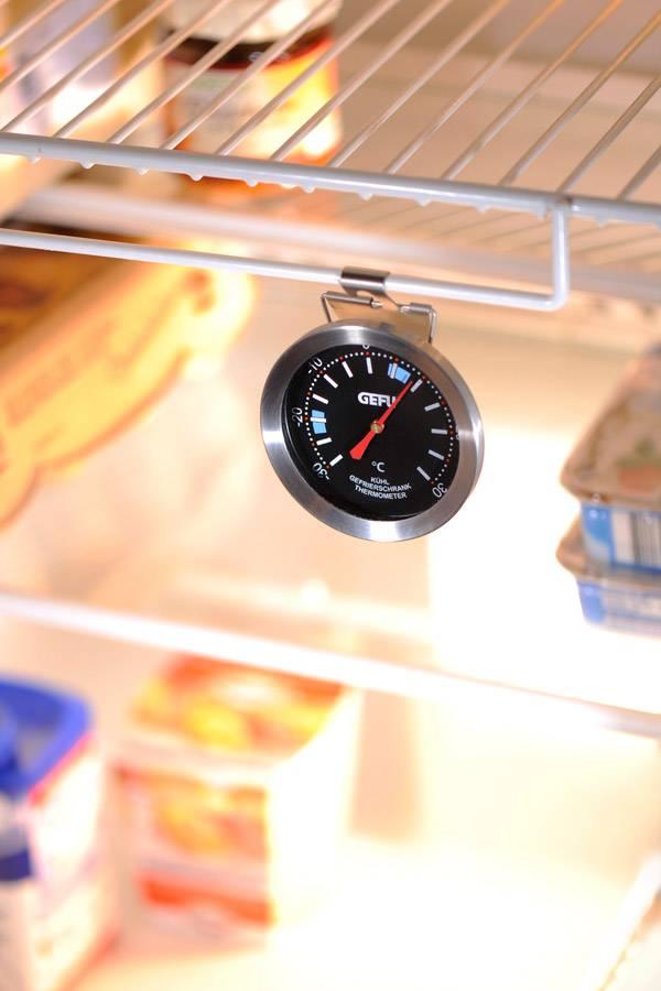 die kühlschrank thermometer von gefu  besserhaushalten ~ Kühlschrank Ideale Temperatur