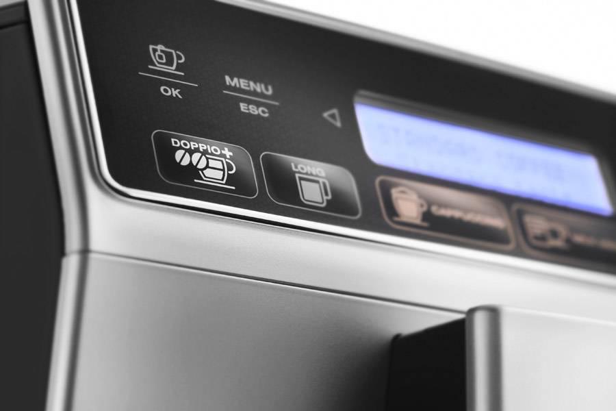 kaffeevollautomaten von de longhi besserhaushalten. Black Bedroom Furniture Sets. Home Design Ideas