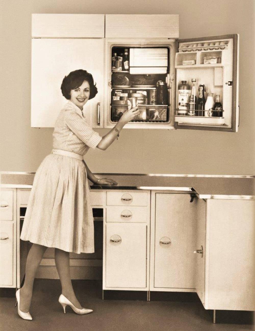 Die Geschichte des Kühlschranks   besserhaushalten