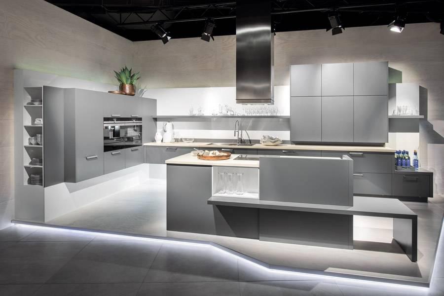 Neuer Farbton Lavagrau in Häcker Küchen | besserhaushalten