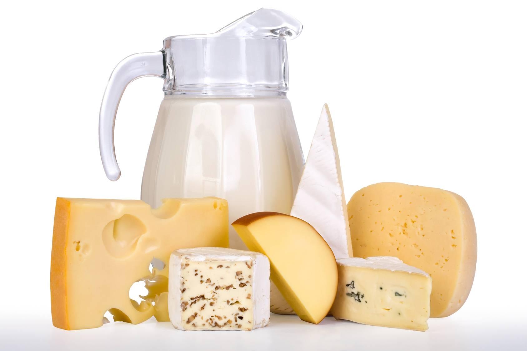frische laktosefreie milch