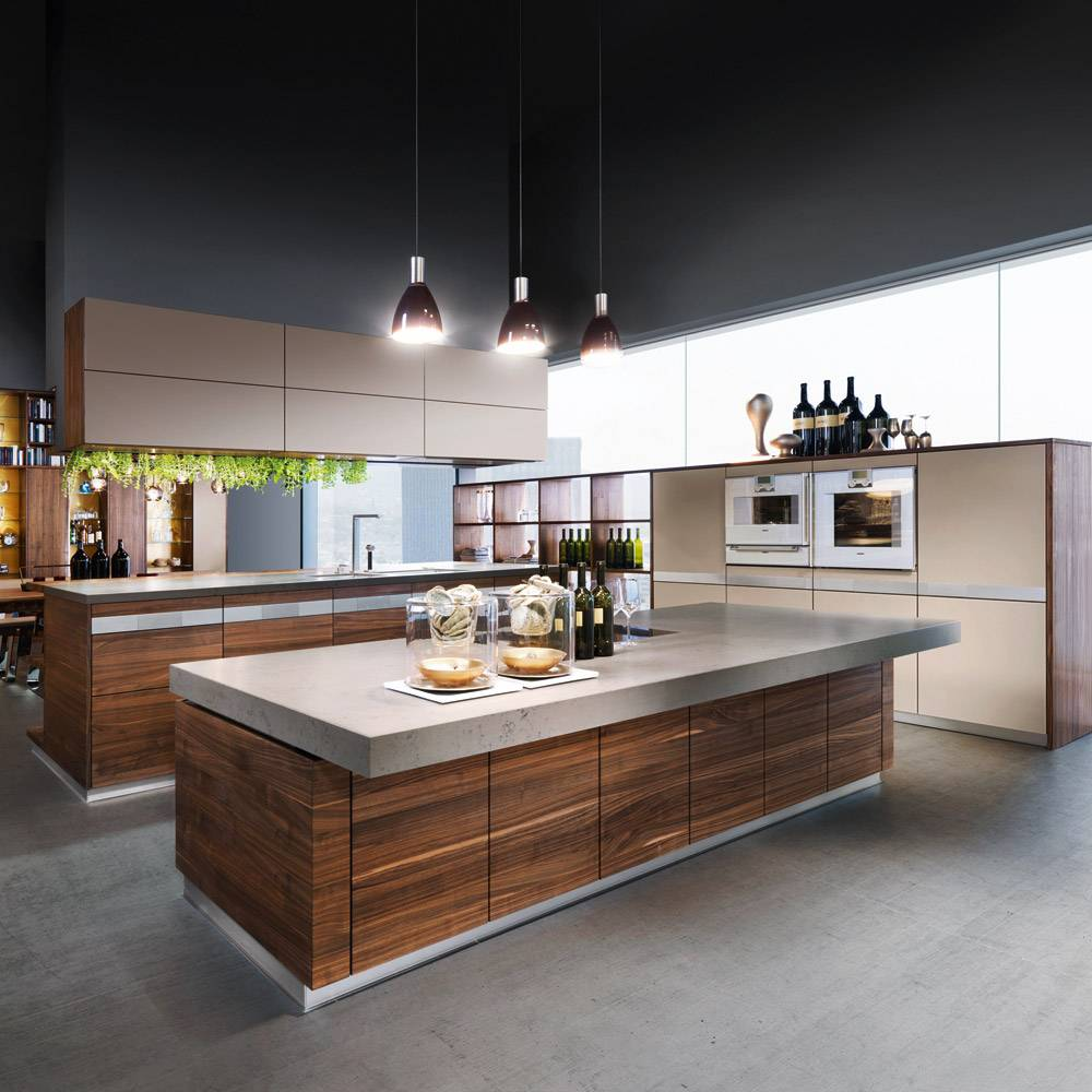 k7 k che innovation trifft design besserhaushalten. Black Bedroom Furniture Sets. Home Design Ideas