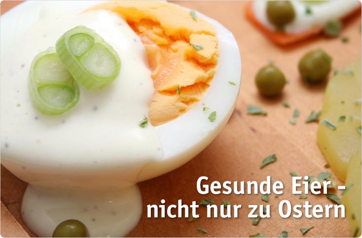 eier gekocht gesund