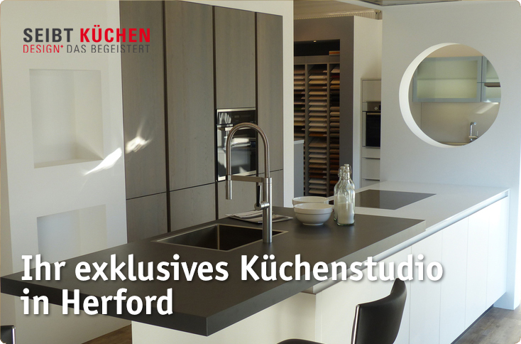 Seibt k chen herford k che kaufen k chenstudio for Innenarchitektur herford