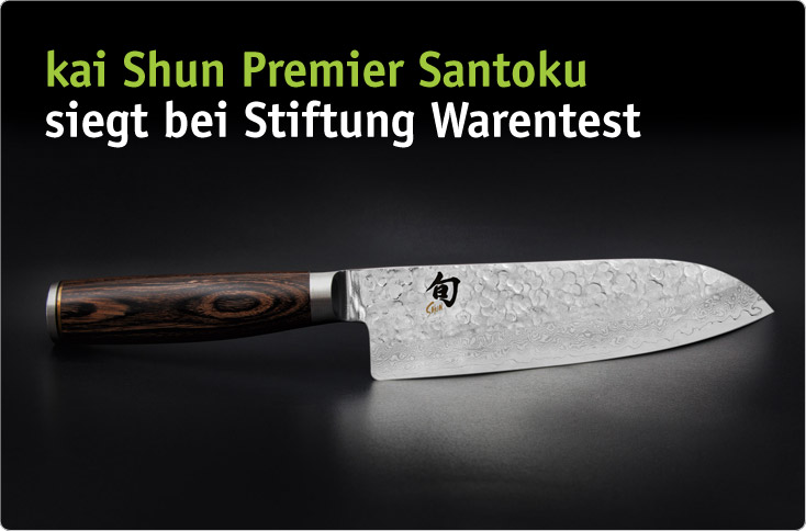 kai shun premier santoku siegt im test besserhaushalten. Black Bedroom Furniture Sets. Home Design Ideas
