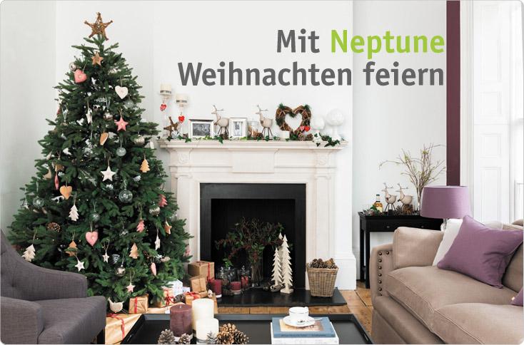 mit neptune weihnachten feiern besserhaushalten. Black Bedroom Furniture Sets. Home Design Ideas