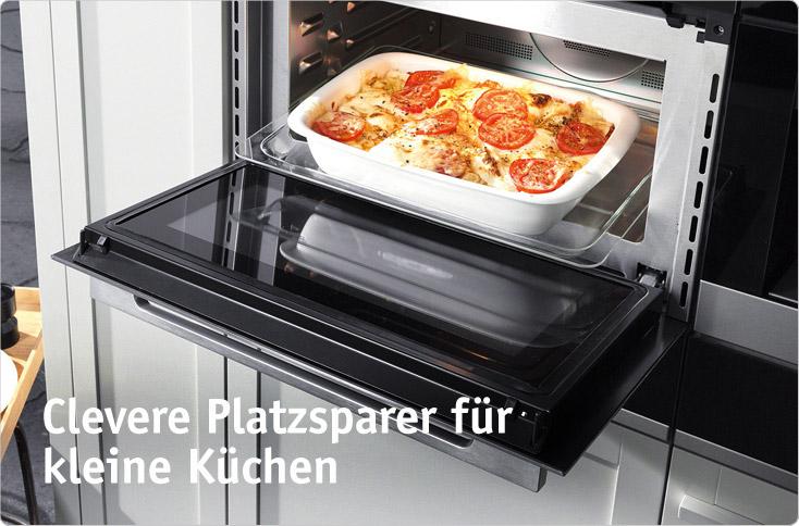 Clevere Platzsparer für kleine Küchen | besserhaushalten