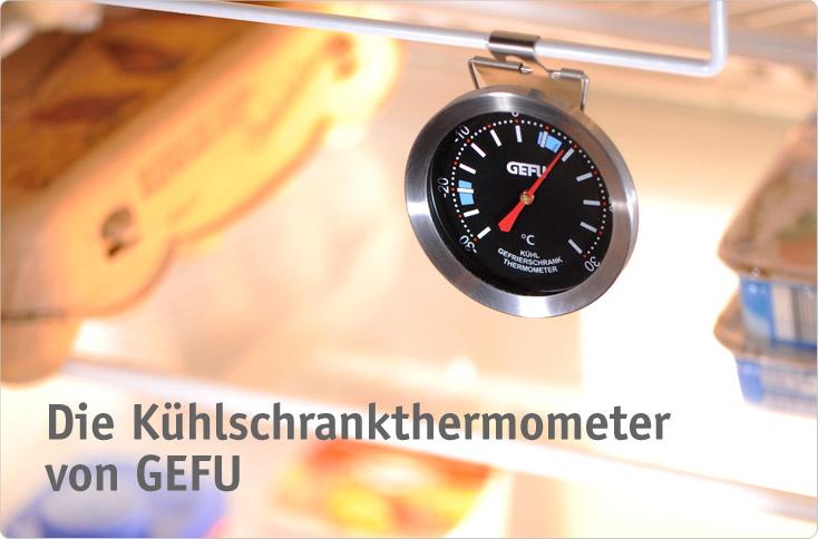 Kühlschrank Thermometer : Die kühlschrank thermometer von gefu besserhaushalten