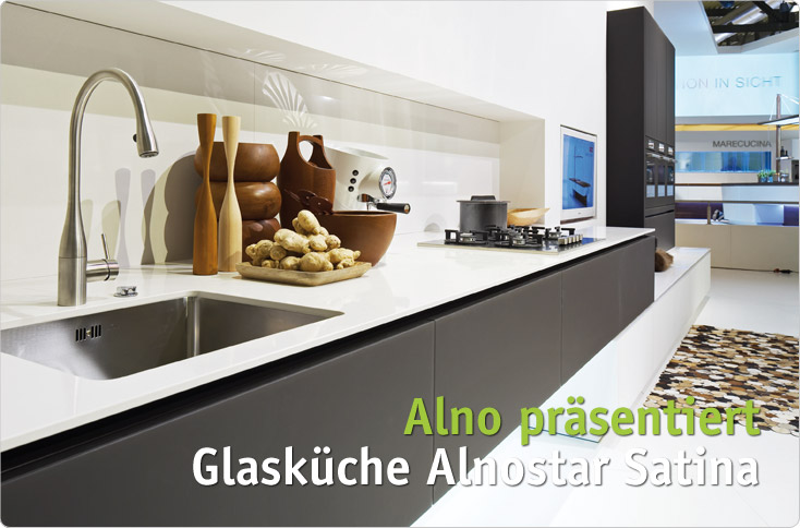 alno glask che alnostar satina besserhaushalten. Black Bedroom Furniture Sets. Home Design Ideas