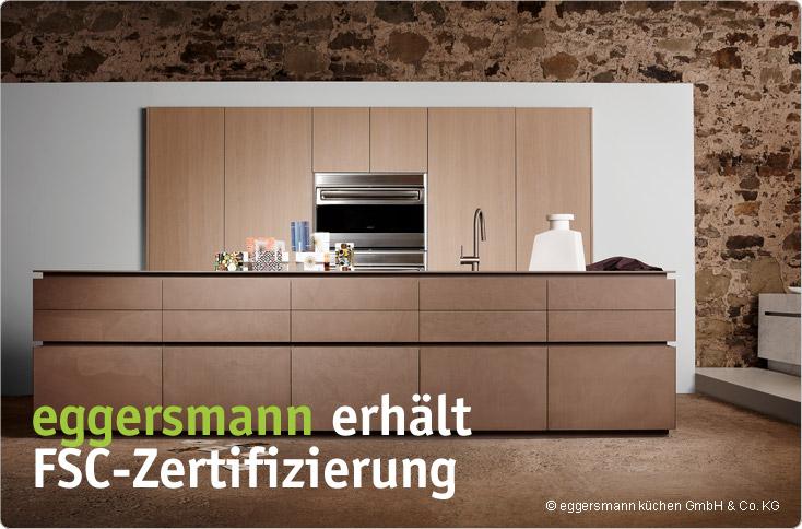 eggersmann erh lt fsc zertifizierung besserhaushalten. Black Bedroom Furniture Sets. Home Design Ideas