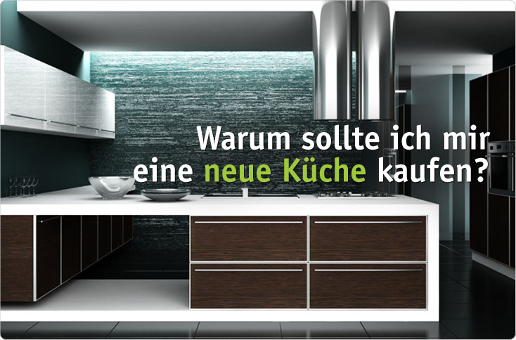neue k che kaufen. Black Bedroom Furniture Sets. Home Design Ideas