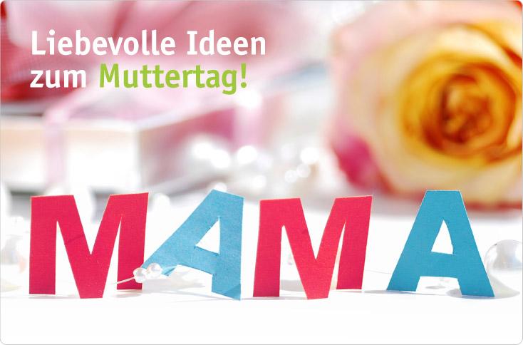 Muttertag Ideen liebevolle ideen zum muttertag besserhaushalten