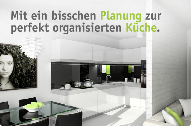 tipps zur k chenplanung besserhaushalten. Black Bedroom Furniture Sets. Home Design Ideas