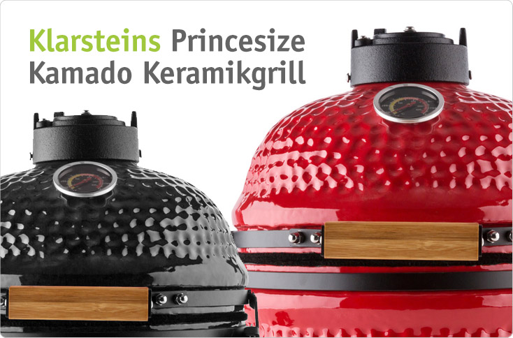 klarsteins princesize kamado keramikgrill besserhaushalten. Black Bedroom Furniture Sets. Home Design Ideas